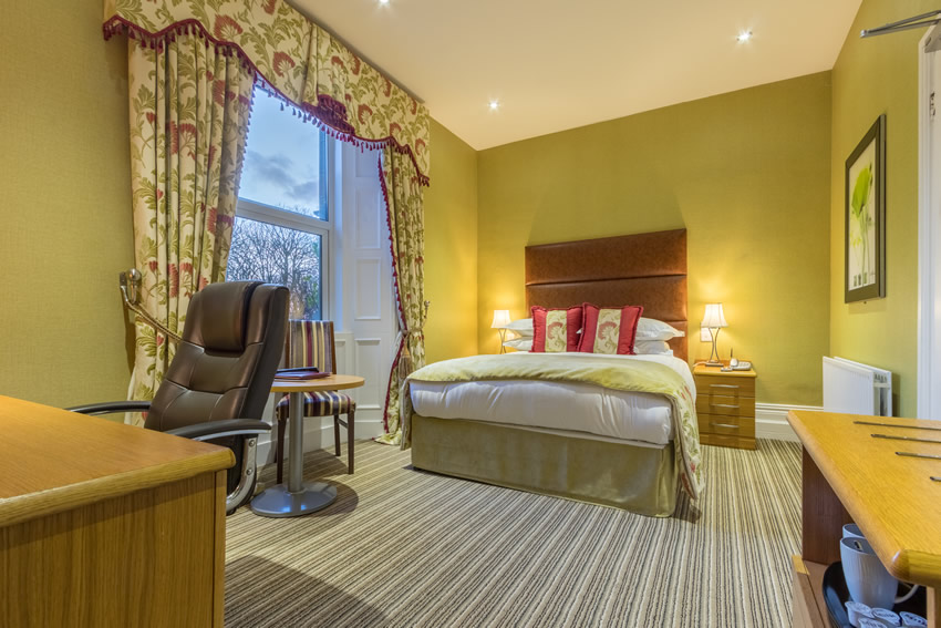 Superior Rooms at Hunday Manor Hotel